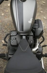 2014 Yamaha Bolt R-Spec seat/tank