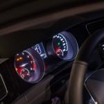 2015 Volkswagen Golf TSI instruments