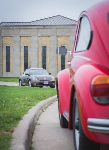 Throwback: Volkswagen Beetle Type 1 side profile