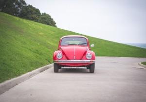 Throwback: Volkswagen Beetle Type 1 front
