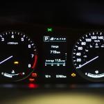 2015 Hyundai Sonata Limited instrument cluster