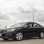 2015 Subaru Legacy 2.5i front 1/4