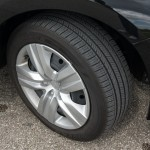 2015 Subaru Legacy 2.5i wheel