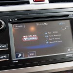 2015 Subaru Legacy 2.5i infotainment