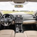2015 Subaru Legacy 2.5i interior