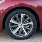 2015 Subaru Legacy 3.6R wheel