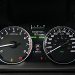 2014 Acura RLX Elite instrumnet cluster