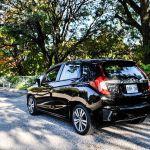 2015 Honda Fit EX-L Navi rear 1/4