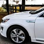 2015 Kia Optima Hybrid front clip