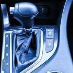 2015 Kia Optima Hybrid gearshift