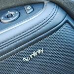 "2015 Kia Optima Hybrid ""Infinity"" badge"