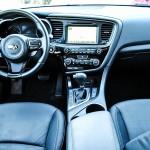 2015 Kia Optima Hybrid interior