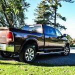 2015 Ram 2500 Long Horn rear 1/4