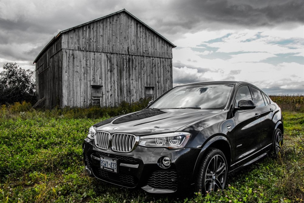 Fantastic 2015 BMW X4 XDrive35i Review