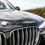2015 BMW X4 xDrive35i grille