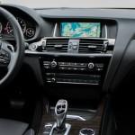 2015 BMW X4 xDrive35i interior