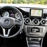 2015 Mercedes-Benz CLA250 interior