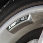 2015 Mercedes-Benz CLA250 wheel emblem