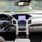 First Drive: 2015 Acura RLX Sport Hybrid interior