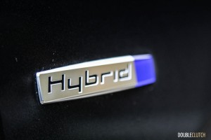 First Drive: 2015 Acura RLX Sport Hybrid badge