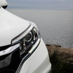 First Drive: 2015 Honda CR-V headlight/grille