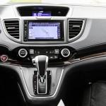 First Drive: 2015 Honda CR-V centre stack