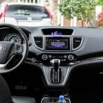 First Drive: 2015 Honda CR-V interior