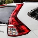 First Drive: 2015 Honda CR-V taillight