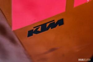2015 KTM 1190 Adventure badge