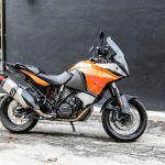 2015 KTM 1190 Adventure front 1/4