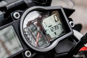 2015 KTM 1190 Adventure tachometer