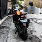 2015 KTM 1190 Adventure rear