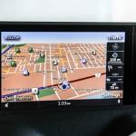 2015 Audi S3 Technik navigation screen