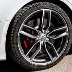 2015 Audi S3 Technik wheel/painted caliber