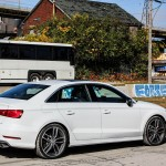 2015 Audi S3 Technik side profile