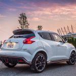 2014 Nissan Juke Nismo RS rear 1/4