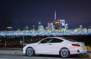 Second Look: 2014 Honda Accord Coupe V6 skyline