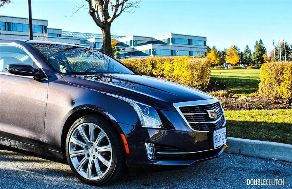 2015 Cadillac ATS Coupe 3.6
