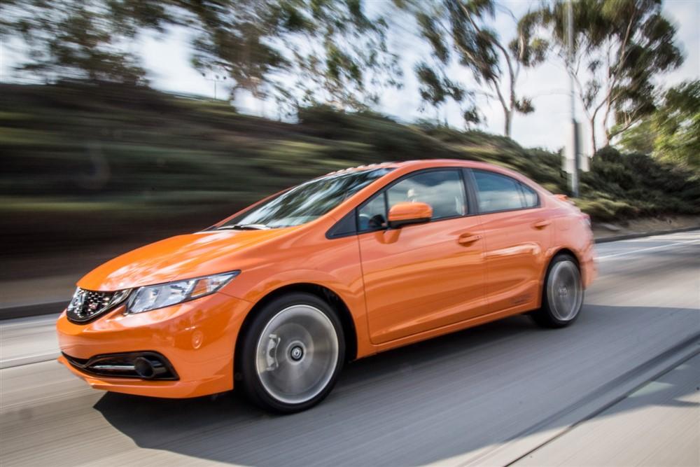Road Trip: 2015 Honda Civic Si Sedan