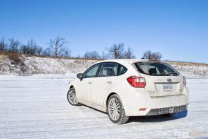 2015 Subaru Impreza Limited
