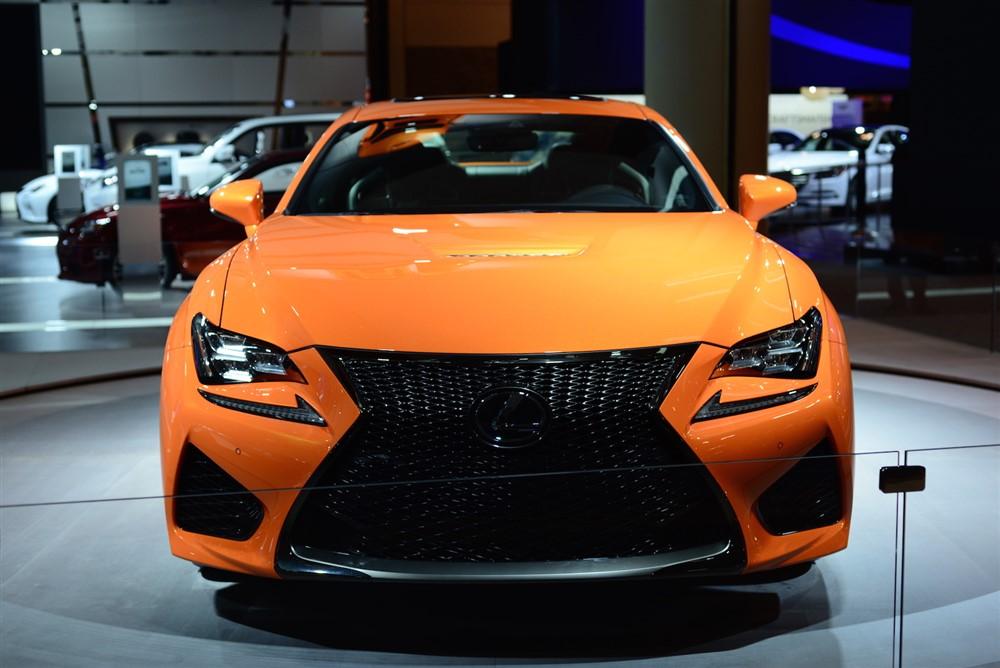CIAS: 2015 Lexus RC-F