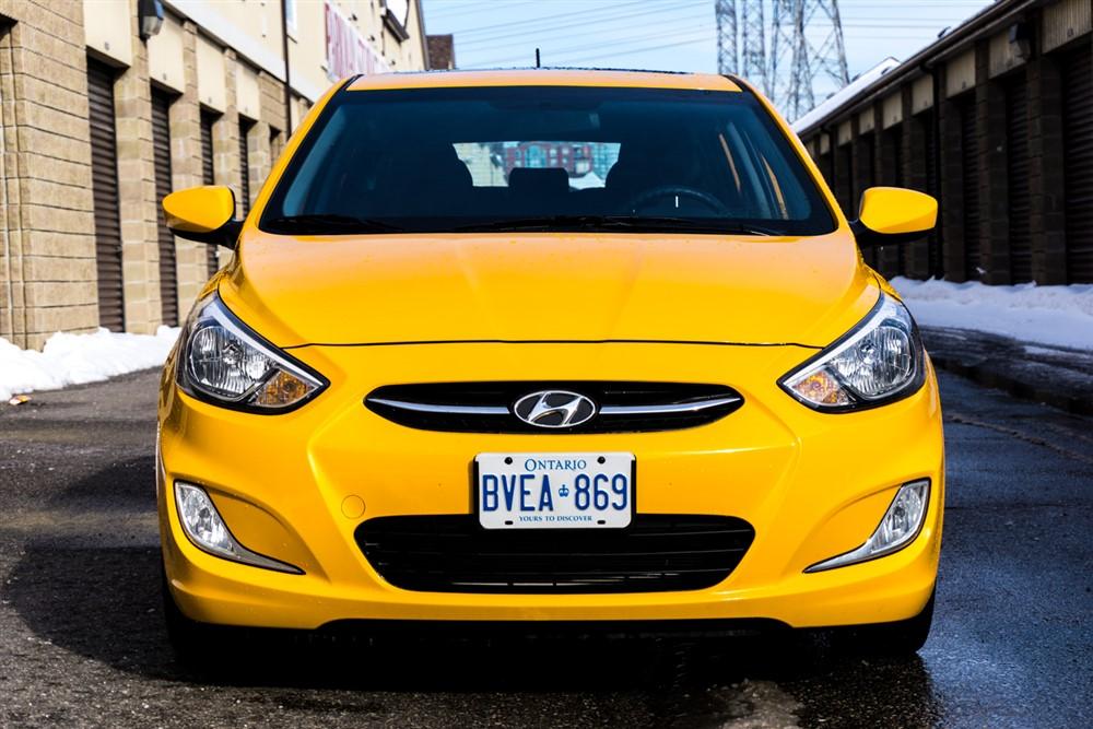 2015 Hyundai Accent SE
