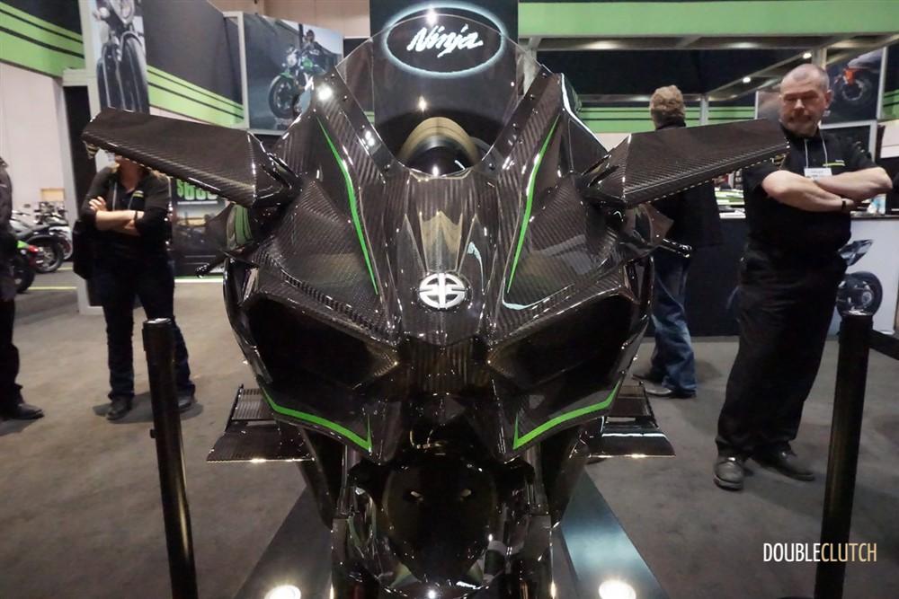 International Motorcycle Show 2015 (Toronto)