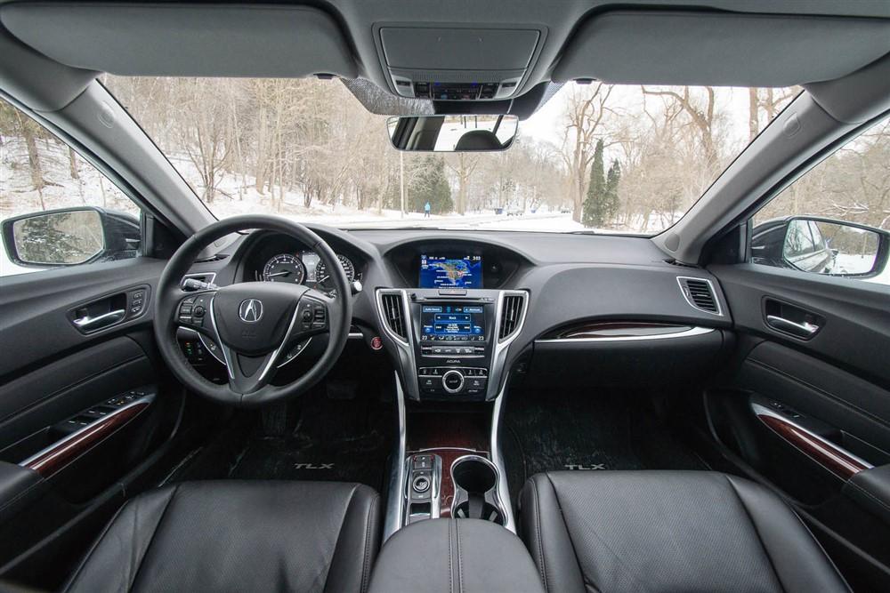2015 Acura TLX SH-AWD