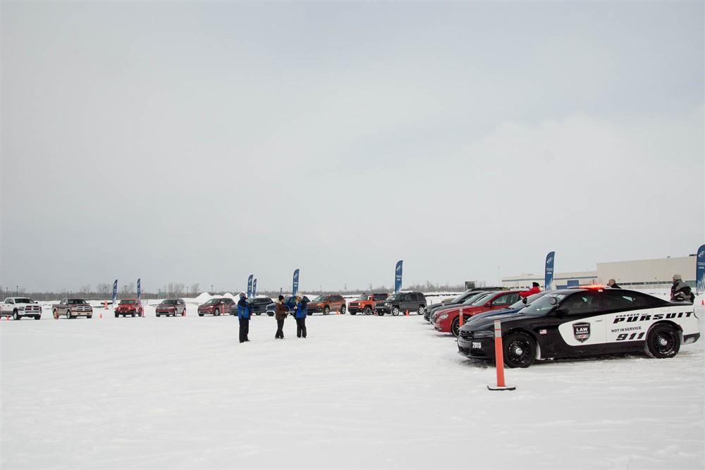 FCA Full Line Winter Drive 2015