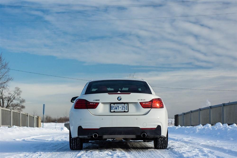 2015 BMW 435i Cabriolet