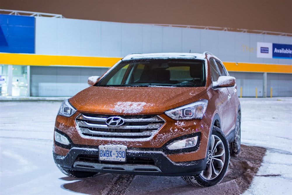 Long-Term Test Conclusion: 2015 Hyundai Santa Fe Sport