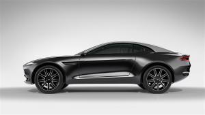 Aston Martin's DBX concept