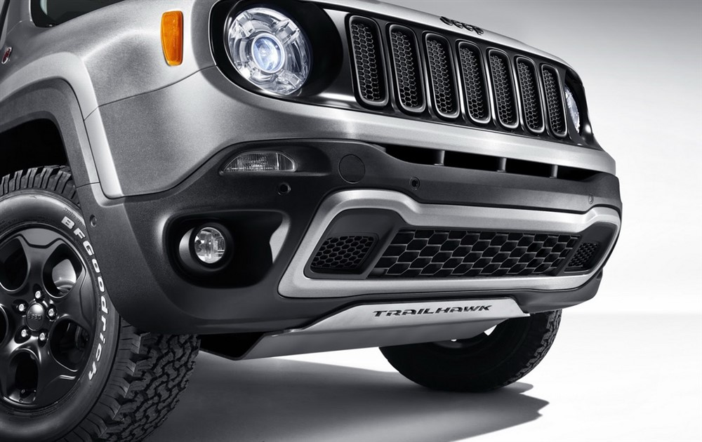 Jeep Hard Steel makes Geneva debut