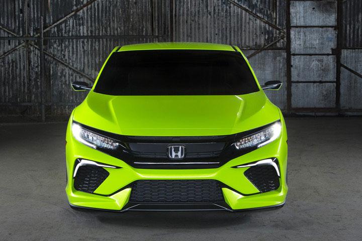NYIAS: Honda debuts Civic concept